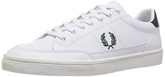 Fred Perry Men's Deuce Leather Sneaker
