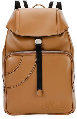 Bally Men's Rafa 1 Leather Backpack