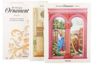 Taschen The World of Ornament