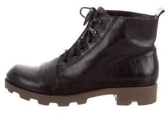 Theyskens' Theory Yasmin Leather Boots