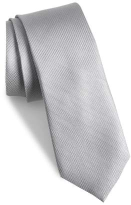 Calibrate Sheffield Solid Silk Tie