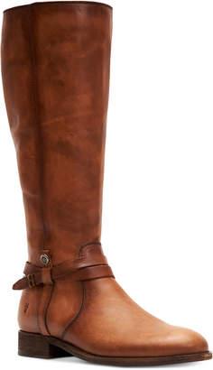 Frye Women Melissa Belted Boots Women Shoes