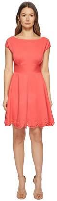 Kate Spade Cutwork Fiorella Dress Women's Dress