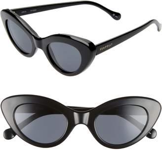 dd88854a9ff0 Seafolly Black Women's Sunglasses - ShopStyle