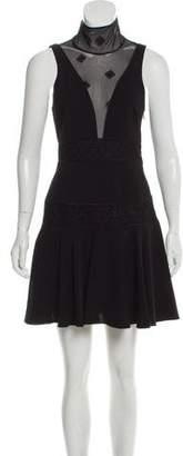 Cinq à Sept Concordia Mini Dress