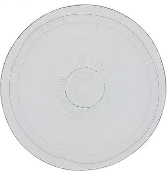 French Home Set Of 4 8In Birch Salad Plates