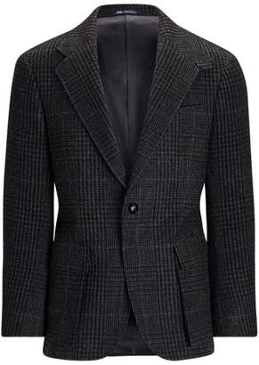 The RL67 Plaid Suit Jacket