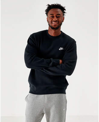 Nike Men's Sportswear Club Fleece Crewneck Sweatshirt