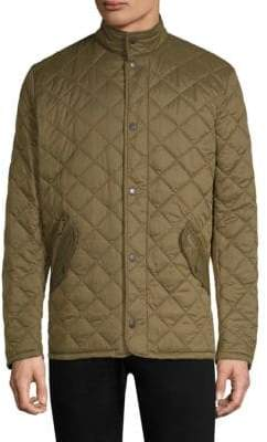 Barbour Flyweight Chelsea Quilted Coat