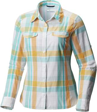 Columbia Silver Ridge Lite Plaid Long-Sleeve Shirt - Women's