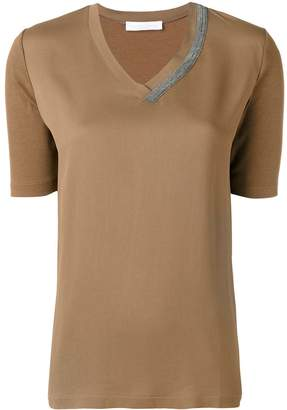 Fabiana Filippi v-neck T-shirt