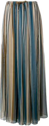 Brunello Cucinelli pleated long skirt