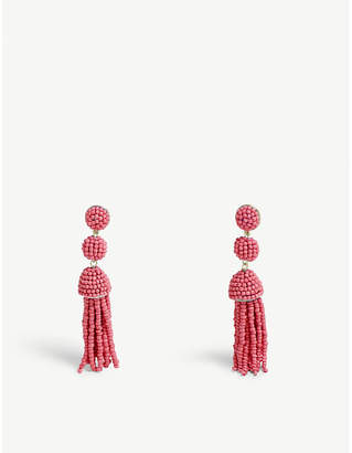 BaubleBar Mini Granita drop earrings