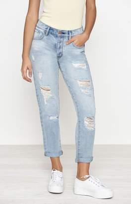 PacSun Bellingham Blue Boyfriend Jeans