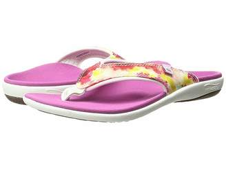Spenco Yumi English Bouquet Women's Sandals