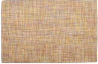 Chilewich Mini Basketweave Floor Mat, Confetti