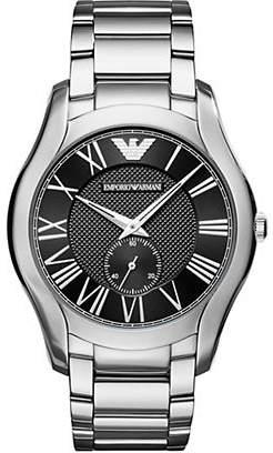 Emporio Armani Valente Stainless Steel Bracelet Dress Watch