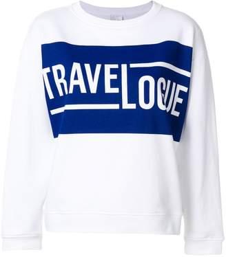 Roseanna printed sweatshirt