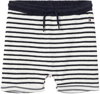 Tommy Hilfiger TH Kids Stripe Terry Short