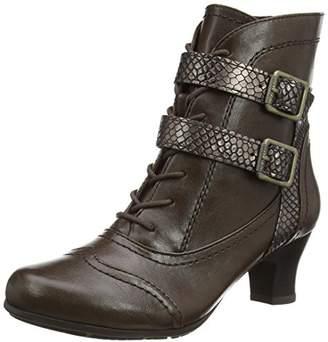 Jana 25103, Women's Boots, Brown (Braun (Mocca 304)), 3 UK