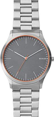Skagen Men's 'Jorn' Quartz Stainless Steel Casual Watch