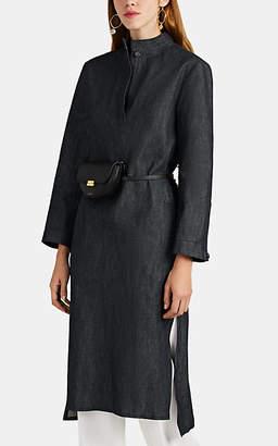 Martin Grant Women's Denim Tunic Dress - Navy