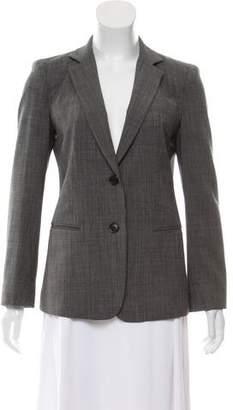 DKNY Structured Wool Blazer