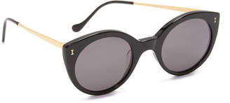 Illesteva Palm Beach Sunglasses $240 thestylecure.com