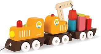 Janod Crane Train