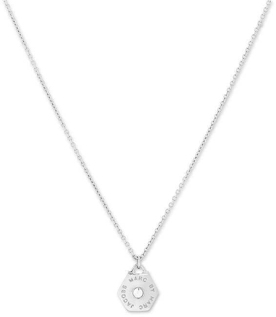 MARC BY MARC JACOBS Bolt Charm Necklace