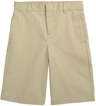 JCPenney French Toast Flat-Front Shorts - Boys 4-7