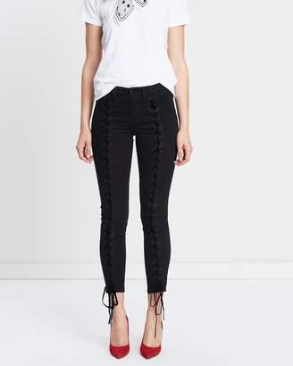 Tie Me Up Jeans