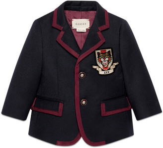 Baby wool cashmere jacket $595 thestylecure.com