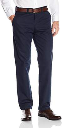 Dickies KHAKI Men's Flat Front Pant - Slim Taper Fit
