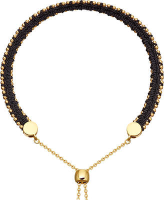 Astley Clarke Kula biography 18ct yellow-gold vermeil midnight bracelet