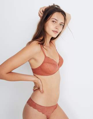 Madewell Lace Camila Bralette