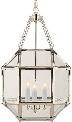 Visual Comfort & Co. Morris Lantern - Nickel/Clear