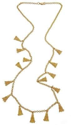 Fornash Calypso Tassel Necklace $37.95 thestylecure.com