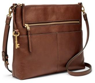 Fossil Fiona Crossbody Handbag Brown