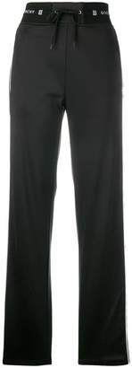 Givenchy regular fit track trousers