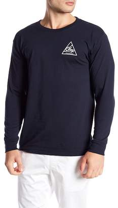 Obey Next Round Long Sleeve Knit Tee
