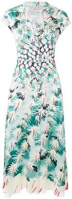 Temperley London Garden Cacti dress