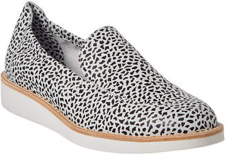 Arche Danock Leather Wedge Sneaker