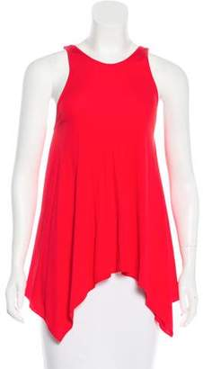 Rachel Zoe Sleeveless A-Line Top
