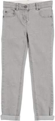 Stella McCartney Star Stretch Washed Denim Jeans