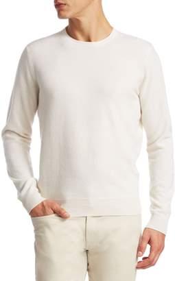 Saks Fifth Avenue Cashmere Crewneck Cashmere Sweater