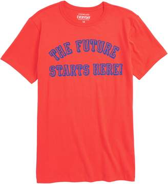 J.Crew crewcuts by The Future Starts Here T-Shirt
