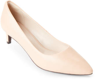 Cole Haan Nude Amela Grand Pointed Toe Pumps