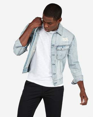 Express Rolled Sleeve Tee