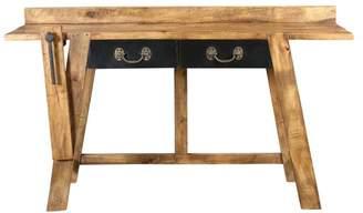 Moe's Home Collection Kaleo Workbench Desk